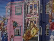 Mural in San Fran