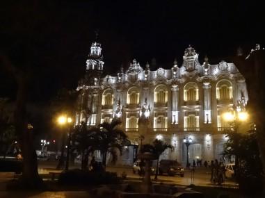 Gran Teatro, Havana