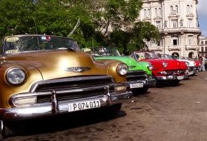 1950sl Chevrolets, Havana