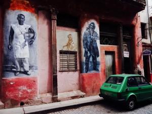 Street art, Havana